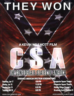 CSA CONFEDERATE STATES OF AMERICA