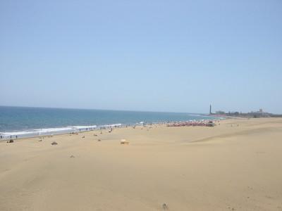 Estudio sobre bacterias de origen fecal en playas de Gran Canaria