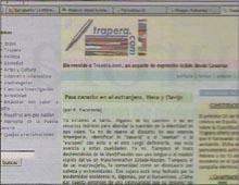 La blogosfera canaria en Canarias7